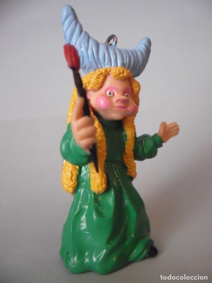 Figuras de Goma y PVC: LA BOLA DE CRISTAL ELECTRODUENDES HADA FIGURA DE PVC TVE COMICS SPAIN 1985 - Foto 3 - 161910026