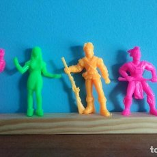 Figuras de Goma y PVC: DUNKIN LOTE POCAHONTAS. Lote 162014034