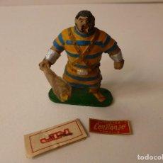 Figuras de Goma y PVC: GOLIAT DE JIN ESTEREOPLAST AÑOS 60. Lote 162026606