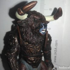 Figuras de Goma y PVC: MUÑECO FIGURA MINOTAURO OTMIN DISNEY WALDEN 2005 HASBRO LAS CRÓNICAS DE NARNIA L3. Lote 162129302