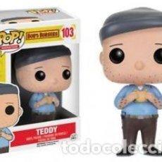 Figuras de Goma y PVC: FUNKO POP BOB'S BURGUERS TEDDY FUNKO POP - 103. Lote 162782174