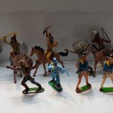 Figuras de Goma y PVC: FIGURAS COMANSI LOTE 12 PIEZAS PRIMERAS GENERACIÓNES ALGUNA MUY BUENA. Lote 162799260