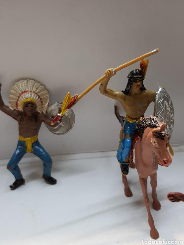 Figuras de Goma y PVC: Figuras Comansi lote 12 piezas primeras generaciónes alguna muy buena - Foto 2 - 162799260