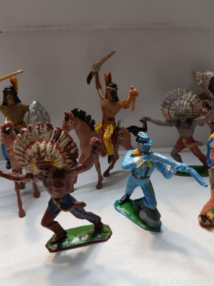 Figuras de Goma y PVC: Figuras Comansi lote 12 piezas primeras generaciónes alguna muy buena - Foto 3 - 162799260