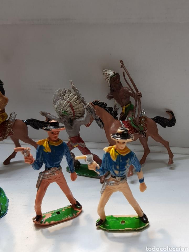 Figuras de Goma y PVC: Figuras Comansi lote 12 piezas primeras generaciónes alguna muy buena - Foto 4 - 162799260