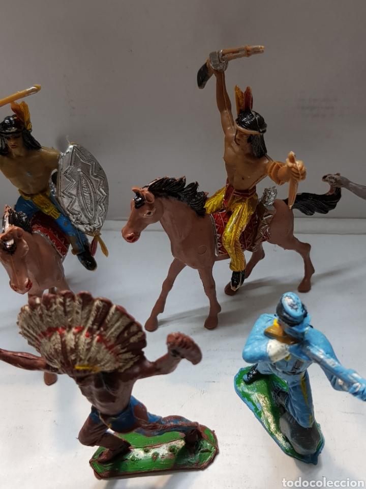 Figuras de Goma y PVC: Figuras Comansi lote 12 piezas primeras generaciónes alguna muy buena - Foto 6 - 162799260