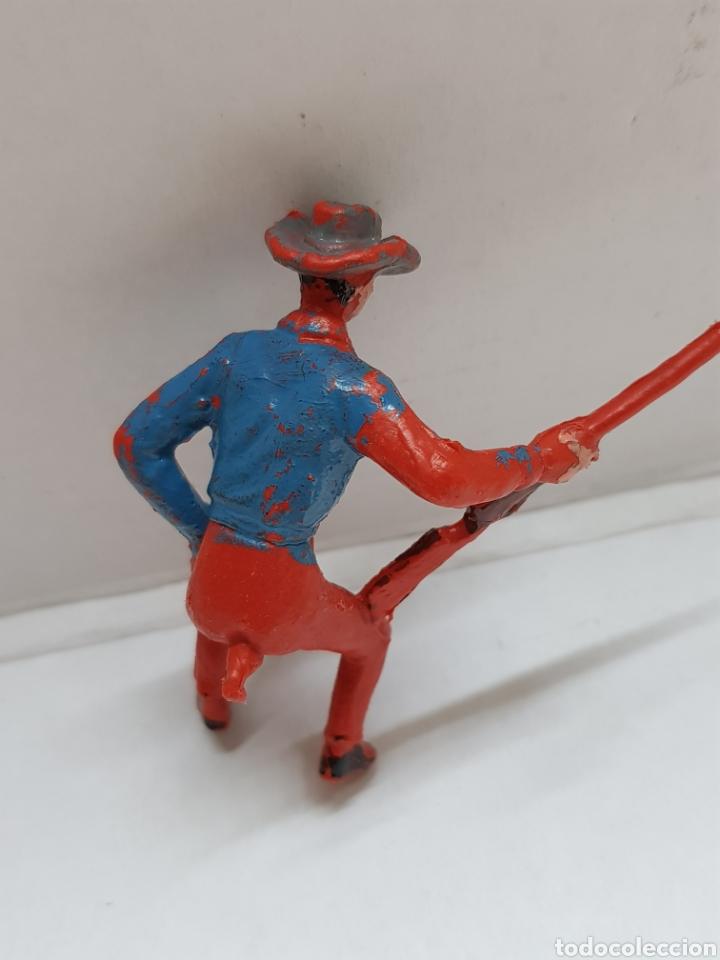 Figuras de Goma y PVC: Figura conductor carreta Pech - Foto 2 - 162799668