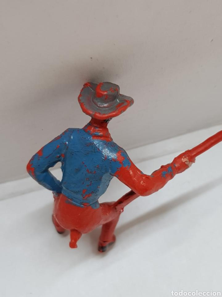 Figuras de Goma y PVC: Figura conductor carreta Pech - Foto 3 - 162799668