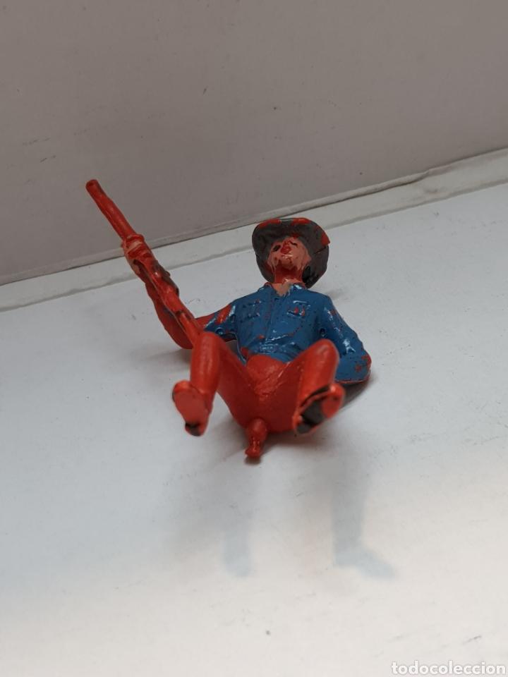 Figuras de Goma y PVC: Figura conductor carreta Pech - Foto 4 - 162799668