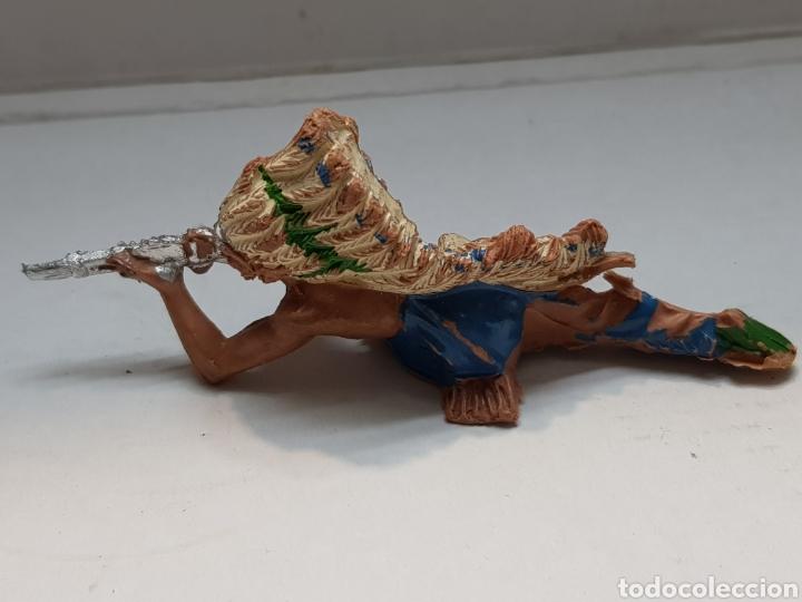 Figuras de Goma y PVC: Figura Pech indio acostado escasa - Foto 2 - 162799964