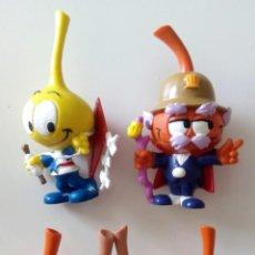 Figuras de Goma y PVC: SNORKELS 5 PVC. Lote 188476948
