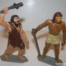 Figuras de Goma y PVC: DOS FIGURAS.. Lote 163044810