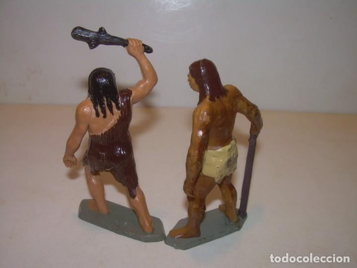 Figuras de Goma y PVC: DOS FIGURAS. - Foto 2 - 163044810