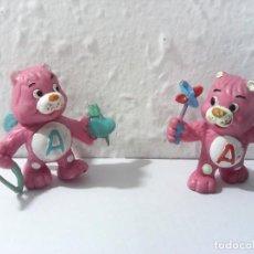 Figuras de Goma y PVC: OSOS AMOROSOS FIGURAS CARE BEARS. Lote 163049266