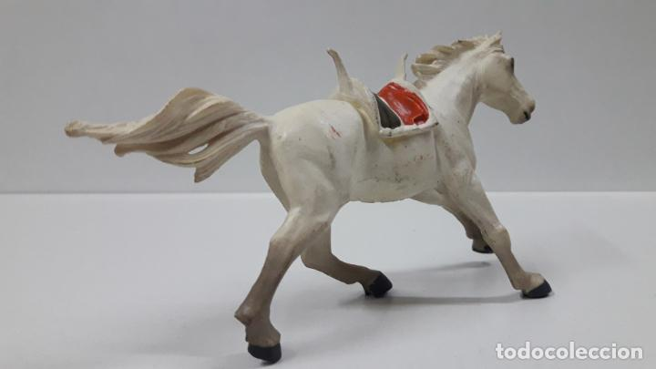 Figuras de Goma y PVC: CABALLO . REALIZADO POR PAPO . 1999 - Foto 3 - 163316734