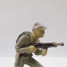 Figuras de Goma y PVC: SOLDADO JAPONES . REALIZADO POR PECH . AÑOS 60. Lote 163353622