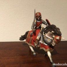 Figuras de Goma y PVC: CABALLERO MEDIEVAL . Lote 163392550