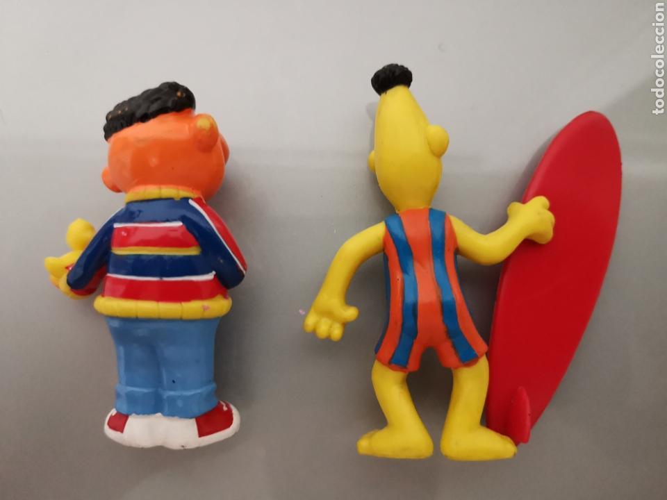 Figuras de Goma y PVC: LOTE EPI Y BLAS PVC BARRIO SÉSAMO MUPPETS - Foto 2 - 163469014
