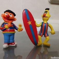 Figuras de Goma y PVC: LOTE EPI Y BLAS PVC BARRIO SÉSAMO MUPPETS. Lote 163469014