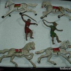 Figuras de Goma y PVC: CUADRIGA REAMSA / REAMSA / BEN - HUR. Lote 163488842