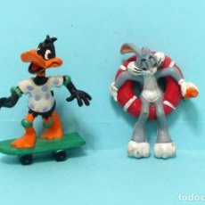 Figuras de Goma y PVC: WARNER LOONEY TUNES - FIGURAS ORIGINALES COMICS SPAIN. Lote 163505198