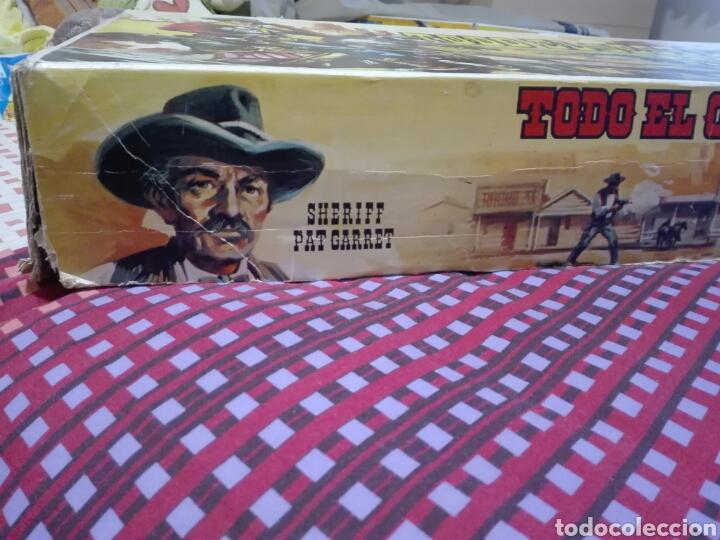 Figuras de Goma y PVC: Caja Todo El oeste Americano Comansi referencia 222 - Foto 16 - 163543568
