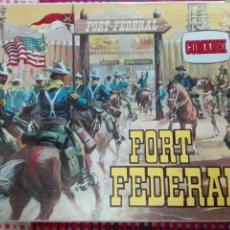 Figuras de Goma y PVC: CAJA FORT FEDERAL DE COMANSI REFERENCIA 128. Lote 163546217