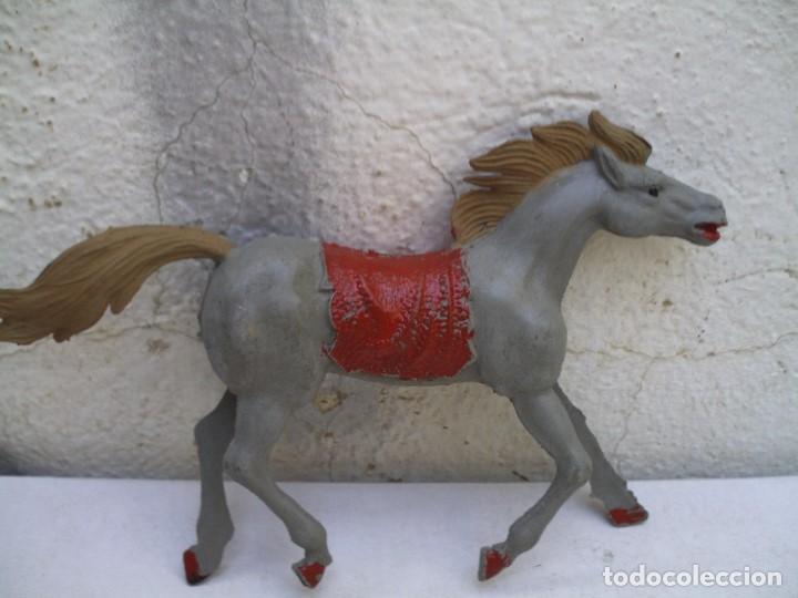 Figuras de Goma y PVC: indio grande y caballo de lafredo - Foto 4 - 163610826