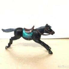 Figuras de Goma y PVC: FIGURA CABALLO REAMSA OESTE WESTERN VAQUEROS INDIOS COWBOY. Lote 163761286