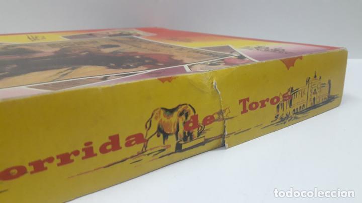 Figuras de Goma y PVC: CAJA DE LA CORRIDA DE TOROS - SIN CONTENIDO . REALIZADA POR PECH . AÑOS 60 - Foto 17 - 163762438