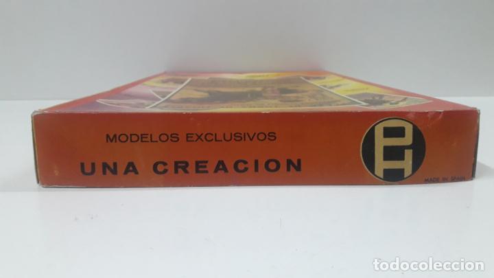 Figuras de Goma y PVC: CAJA DE LA CORRIDA DE TOROS - SIN CONTENIDO . REALIZADA POR PECH . AÑOS 60 - Foto 18 - 163762438