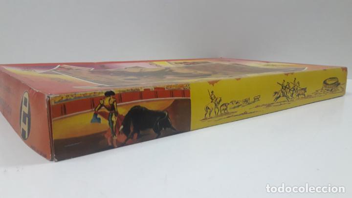Figuras de Goma y PVC: CAJA DE LA CORRIDA DE TOROS - SIN CONTENIDO . REALIZADA POR PECH . AÑOS 60 - Foto 20 - 163762438