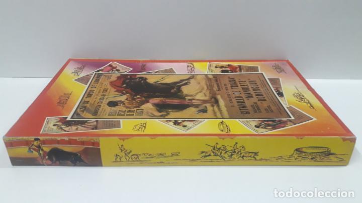 Figuras de Goma y PVC: CAJA DE LA CORRIDA DE TOROS - SIN CONTENIDO . REALIZADA POR PECH . AÑOS 60 - Foto 22 - 163762438