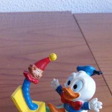 Figuras de Goma y PVC: FIGURA PVC BABY PATO DONALD. DISNEY BULLY.. Lote 164127564