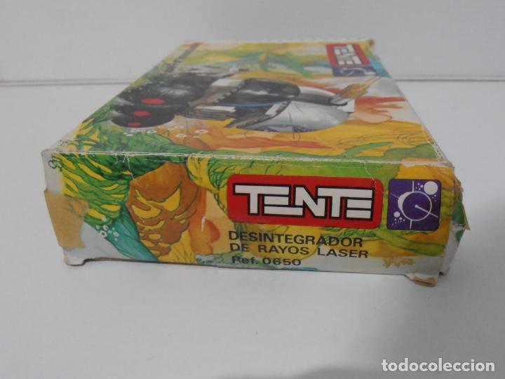 Figuras de Goma y PVC: TENTE ASTRO, DESINTEGRADOR DE RAYOS LASER, EXIN REF 0650, COMPLETO, CAJA E INSTRUCCIONES - Foto 9 - 164194366