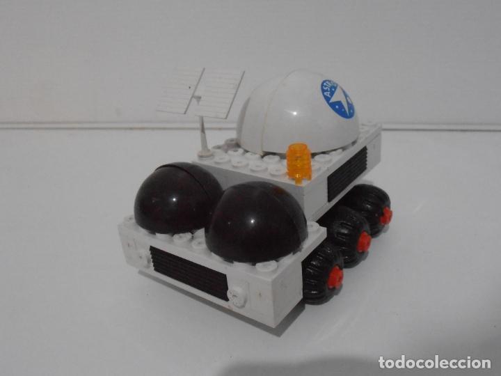 Figuras de Goma y PVC: TENTE ASTRO, CENTRO MOVIL DE CONTROL, EXIN REF 0651, COMPLETO, CAJA E INSTRUCCIONES - Foto 3 - 164195282