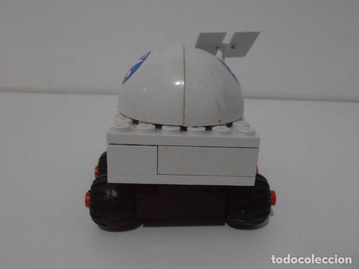 Figuras de Goma y PVC: TENTE ASTRO, CENTRO MOVIL DE CONTROL, EXIN REF 0651, COMPLETO, CAJA E INSTRUCCIONES - Foto 6 - 164195282