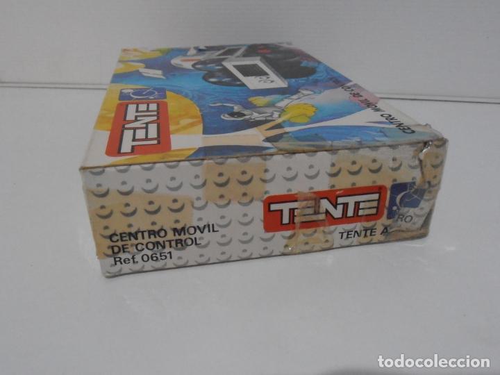Figuras de Goma y PVC: TENTE ASTRO, CENTRO MOVIL DE CONTROL, EXIN REF 0651, COMPLETO, CAJA E INSTRUCCIONES - Foto 9 - 164195282