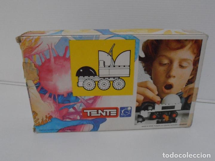 Figuras de Goma y PVC: TENTE ASTRO, CENTRO MOVIL DE CONTROL, EXIN REF 0651, COMPLETO, CAJA E INSTRUCCIONES - Foto 12 - 164195282