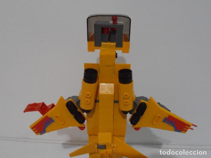 Figuras de Goma y PVC: TENTE ROBLOCK, HERCULES, EXIN REF 0782, COMPLETO A FALTA DE DOS ANTENAS ROJAS - Foto 5 - 164214506