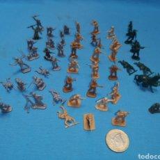Figuras de Goma y PVC: LOTE DE SOLDADOS MONTAPLEX. Lote 164439765