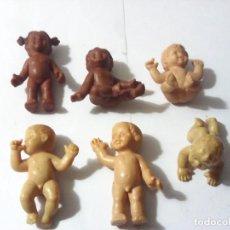 Figuras de Goma y PVC: SCHLEICH FIGURE DIE KLEINER BABIES CLASSICS COLECCION COMPLETA. Lote 164670834