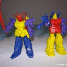 Figuras de Goma y PVC: SD GUNDAM ROBOT GASHAPON ???? MUY RARAS 10CM. Lote 164718718
