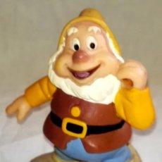 Figuras de Goma y PVC: FIGURA DE GOMA - ENANITO DE BLANCANIEVES - BULLY. Lote 164748994