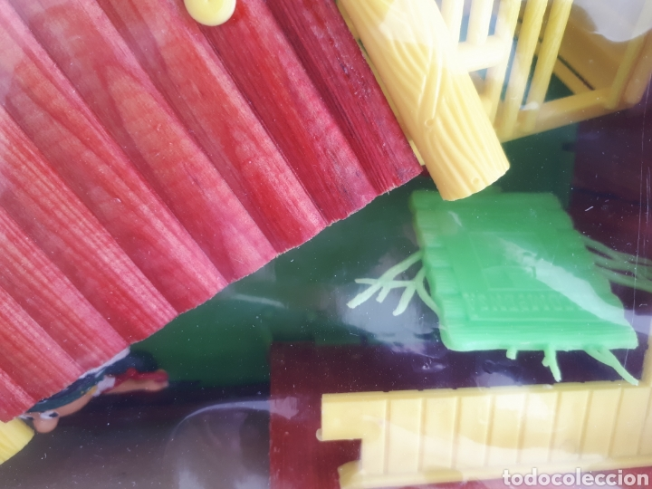 Figuras de Goma y PVC: Único en todocoleccion FORT PEQUE COMANSI - Foto 5 - 164786182