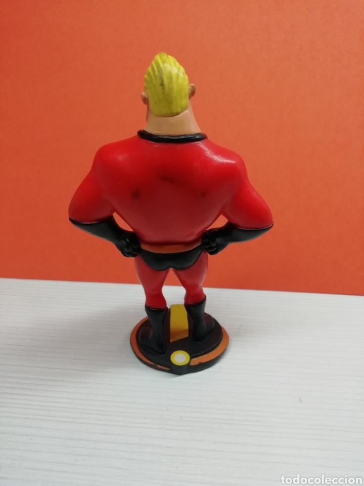 Figuras de Goma y PVC: Figura pvc Los increíbles... BULLYLAND... Disney.. 11 cm... - Foto 2 - 164872128