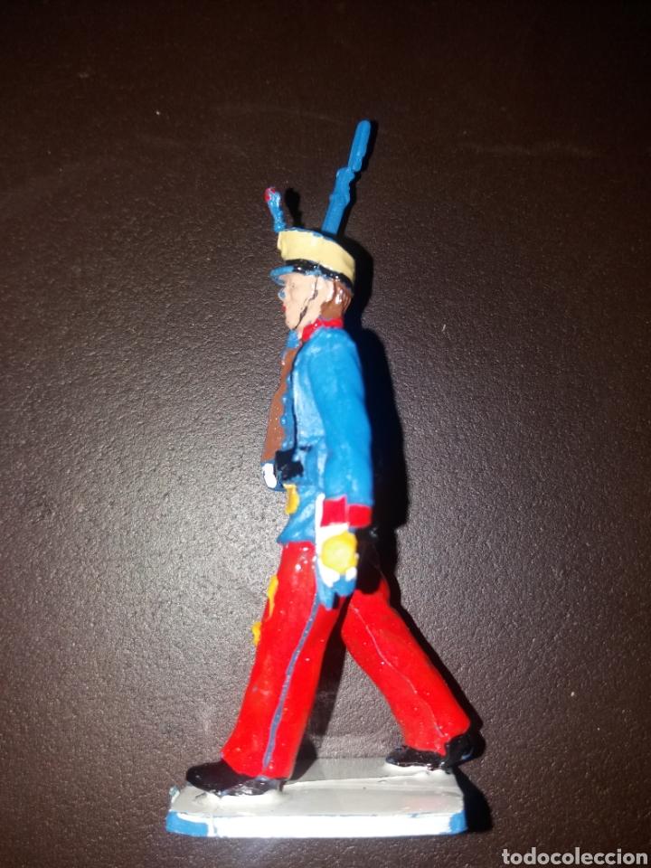 Figuras de Goma y PVC: soldado guardia real alfonso XIII - Foto 4 - 164895961