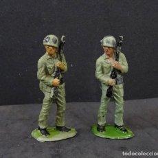 Figuras de Goma y PVC: BREKAR NO JECSAN REAMSA.....DOS FIGURAS. Lote 164956830