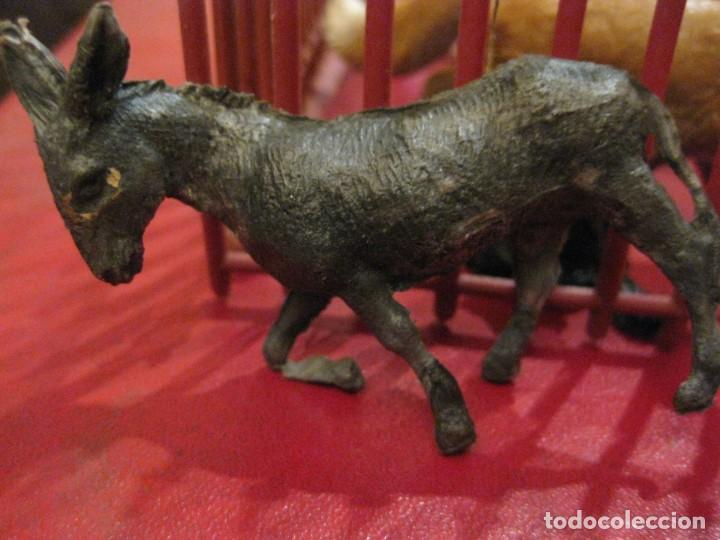 Figuras de Goma y PVC: figuras circo jecsan jaula vallado oso trapecistas leon perro foca animales asno lobo - Foto 13 - 164979622