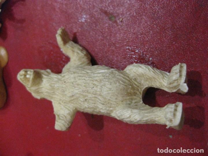 Figuras de Goma y PVC: figuras circo jecsan jaula vallado oso trapecistas leon perro foca animales asno lobo - Foto 20 - 164979622